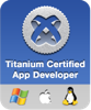 Titanium Certified Application Developer