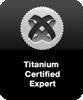 Titanium Certified Expert