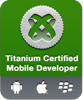 Titanium Certified Mobile Developer