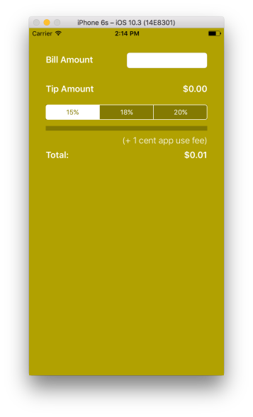 Jeanette's app included a per use fee